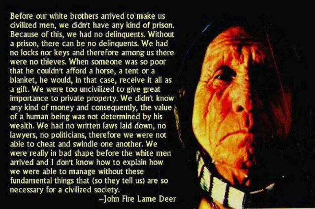John Fire Lame Deer